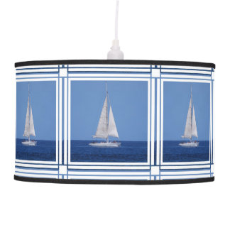 Sailing Designs Pendant Lamp