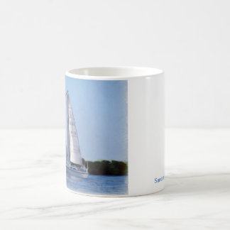 Sailing Drawing Mug