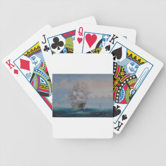 Sailing Dreams Bicycle Playing Cards