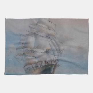 Sailing Dreams Hand Towels