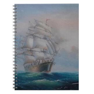 Sailing Dreams Note Books