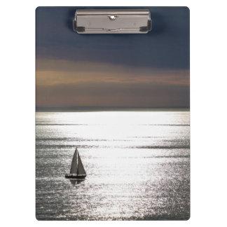 Sailing in Santa Monica - Clipboard