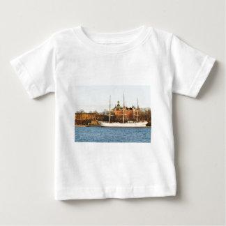 Sailing in Stockholm, Sweden Baby T-Shirt