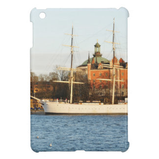 Sailing in Stockholm, Sweden iPad Mini Cover