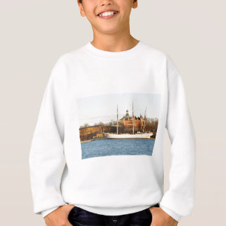 Sailing in Stockholm, Sweden Sweatshirt