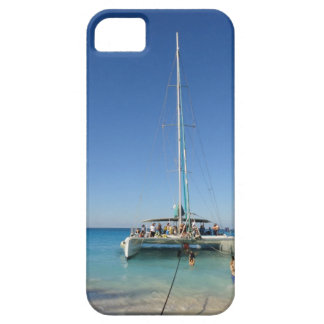Sailing in the Bahamas iPhone 5/5s Case
