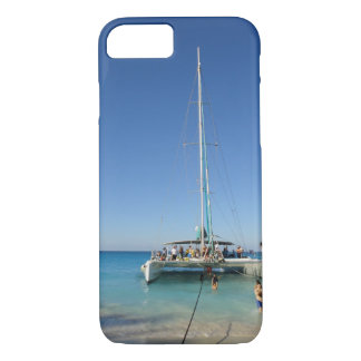 Sailing in the Bahamas iPhone 7 case