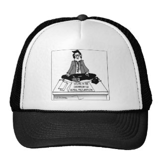 Sailing in the Caribbean Via Astral Projection Hat