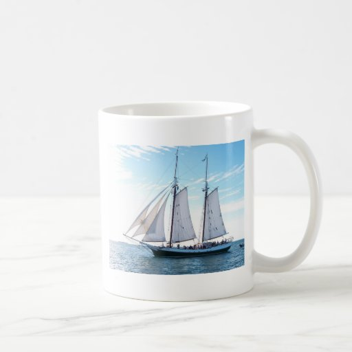Sailing In The Keys Mug