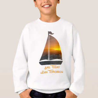 Sailing into the Sunset Sweatshirt