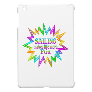 Sailing More Fun iPad Mini Covers