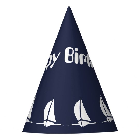 Sailing Party Hat