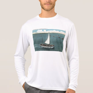 Sailing Party Wildwood by the Sea NJ Vintage 1934 T-shirt