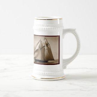 Sailing Sailing Sailing Beer Steins