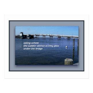 Sailing School Postcard