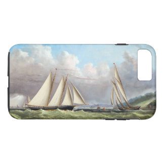 Sailing Schooner Yachts Ocean Seas iPhone 7 Case