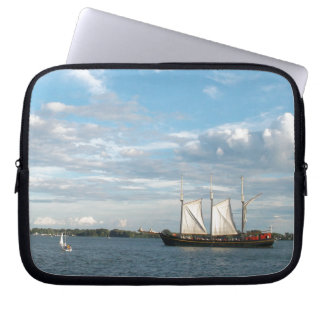 Sailing Ship Laptop Sleeve