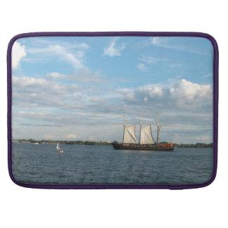 Sailing Ship Sleeve For MacBooks