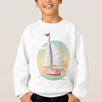 Sailing ship sweatshirt