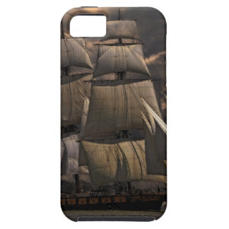 Sailing Ship Vessel Case For The iPhone 5