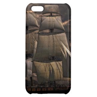 Sailing Ship Vessel Cover For iPhone 5C
