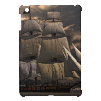 Sailing Ship Vessel iPad Mini Cases