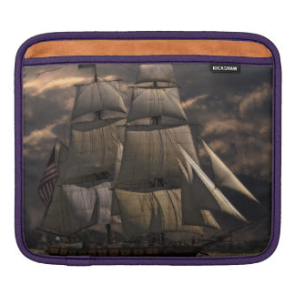 Sailing Ship Vessel iPad Sleeve