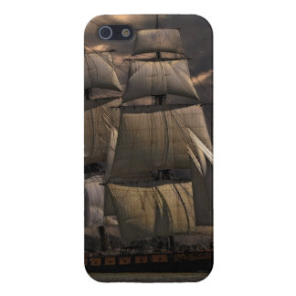 Sailing Ship Vessel iPhone 5/5S Cases