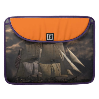 Sailing Ship Vessel Sleeve For MacBooks