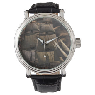 Sailing Ship Vessel Watch
