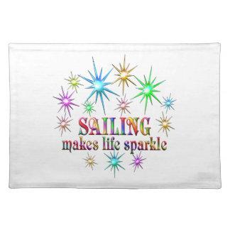 Sailing Sparkles Placemat
