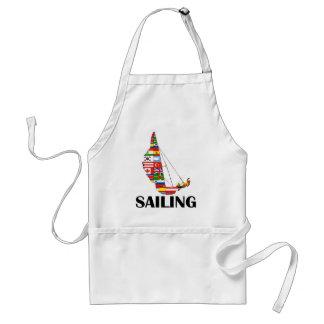Sailing Standard Apron