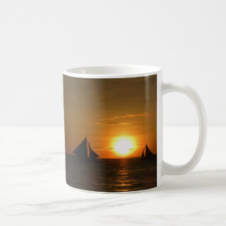 Sailing Sunset Mug