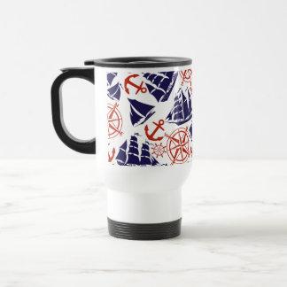 Sailing the Seas Travel Mug