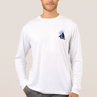 Sailing the World Men's Sport-Tek Competitor L/S T T-Shirt