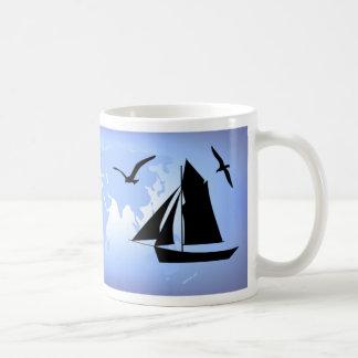 Sailing the World Mugs