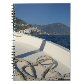 Sailing to Amalfi Notebook