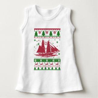 Sailing Ugly Christmas Dress