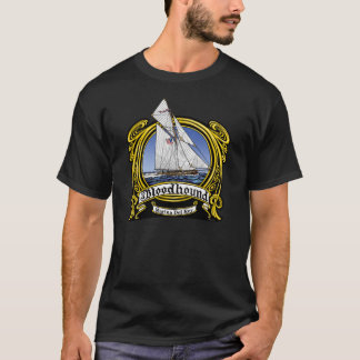 Sailing Vessel Bloodhound T-Shirt