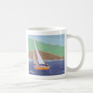 Sailing Wind & Speed, Mug
