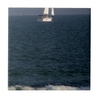 sailing with friends.JPG Ceramic Tiles
