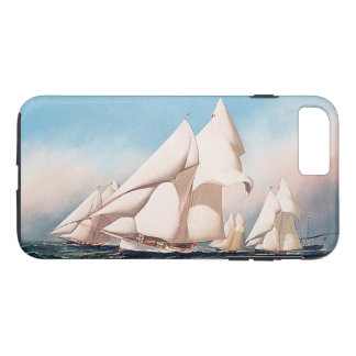 Sailing Yacht Boat Ship Ocean Seas iPhone 7 Case