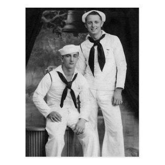 Sailor Buddies Postcard