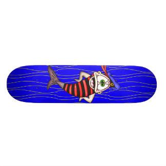 Sailor Fish Skate Board Deck