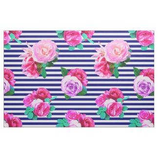 Sailor girl fabric