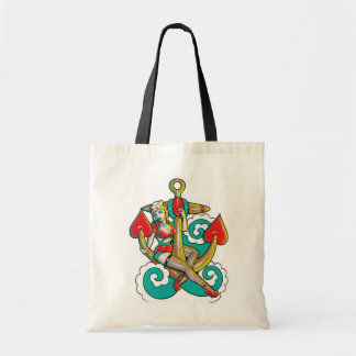 Sailor Girl Tote
