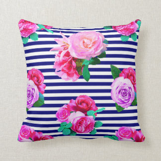 Sailor girly pillow