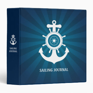 Sailor Journal binder