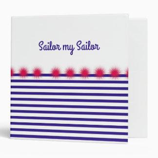 sailor my sailor 3 ring binders