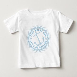 SAILOR ONE WITH ANCHOR BABY T-Shirt